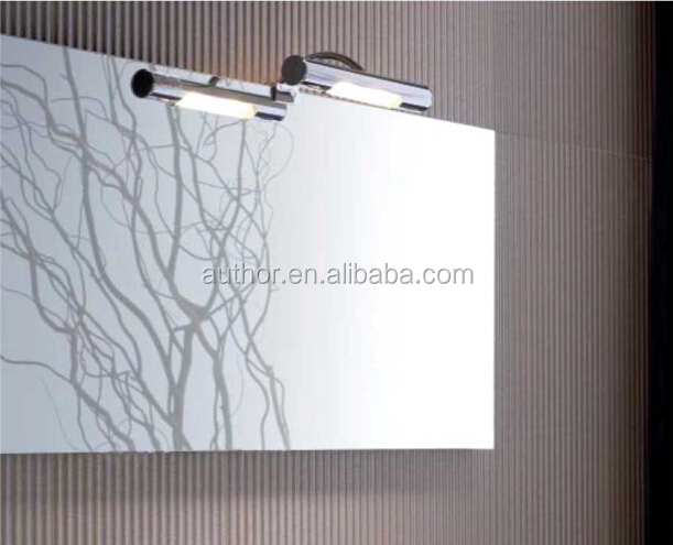 Badkamer Lamp Spiegel : Europese ip g led badkamer spiegel lamp bovenop spiegel