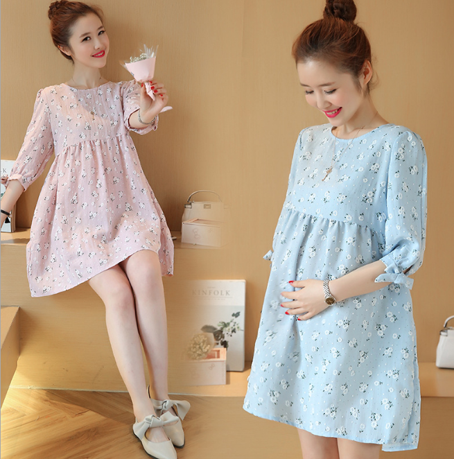 928ec6edf38f8 X82234A Latest Fashion Maternity Dress for Pregnant Women Wholesale  Maternity Clothes