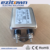 PE 2100 series 50 60Hz 120 250VAC 100A single phase single-stage EMI power line noise electrical Filter ac socket emi filter