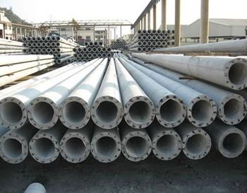 Pre-stressed Spun Concrete Poles,Prestressed Concrete Poles Making  Machine,Concrete Pole Manufacturing Plant For Africa - Buy Electric  Concrete Pole