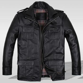 Die Neueste Design Bomber Schaffell Männer Lederjacke Aus China Buy Bomberjacke Männer,Lederjacke,Leder Jacken Aus China Product on