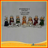Christian Favors Jesus Baptism Resin Character Statue