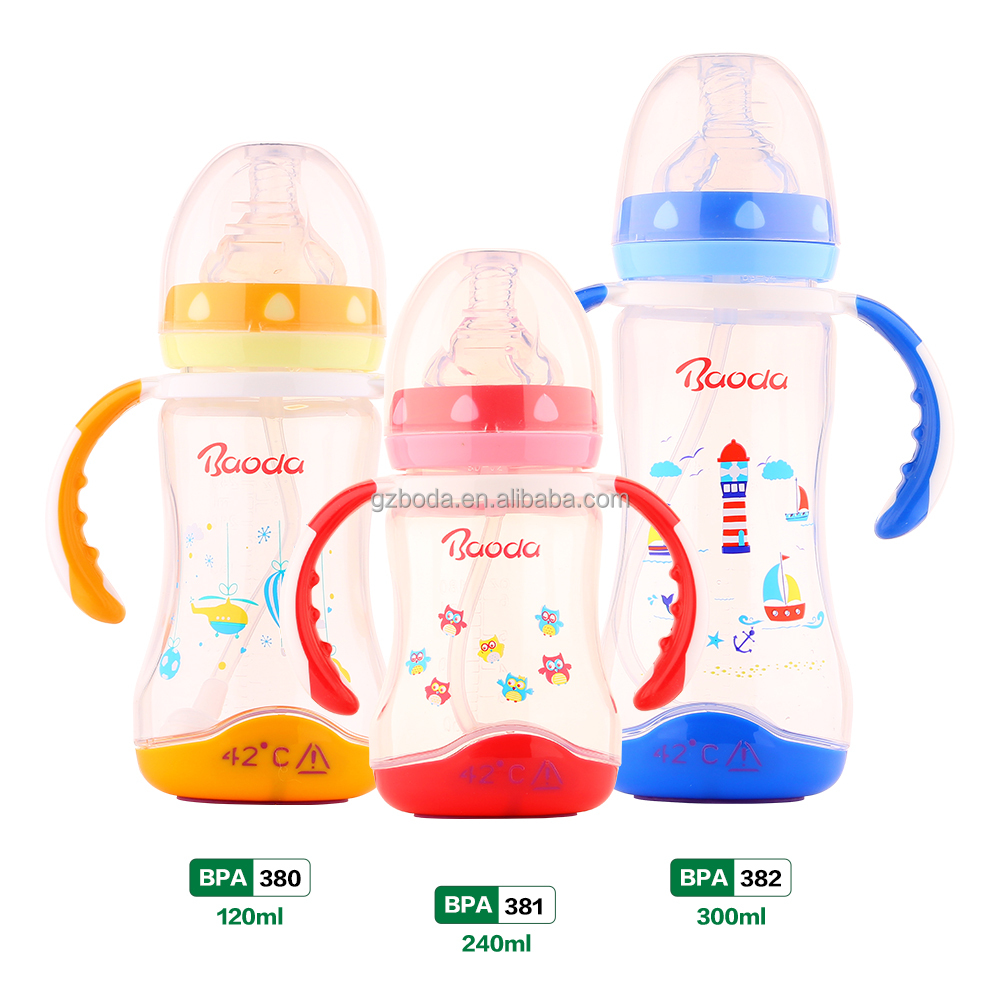 Baby Food Feeder Color Changing Baby Bottle Import Baby Products