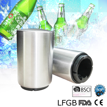 04fbf80e9b873a Bulk stainless steel opener magnetic beer bottle opener shenzhen supplier