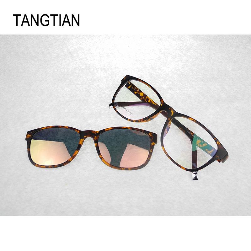 3bb2269581 Fashion Custom Design Optical Frames Reading Glasses With Magnet Sunglasses  Optical Eyeglasses Frames 1606