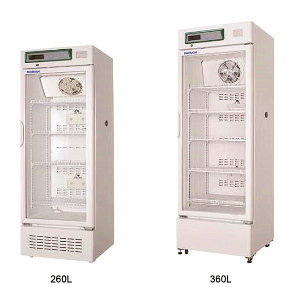 Biobase China Laboratory Freezer 260-360L 2-8C Single door Medical Refrigerator Price