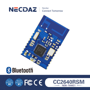 IoT wireless bluetooth uart module with TI CC2640