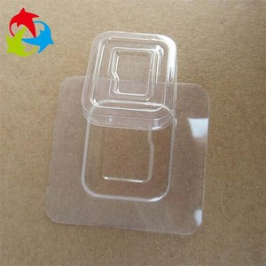 Customized plastic sd / micro memory card blister packaging