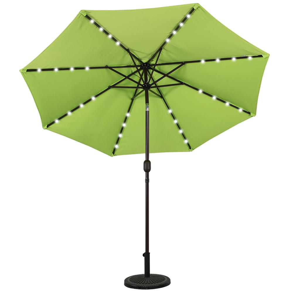 tilting solar umbrella - 1000×1000
