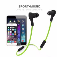 BT-H06 High-end wireless Sport Bluetooth Earphone mp3 Player stereo Headsets Devices Portable Bluetooth phone 6 earphone