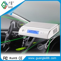 12V car activated charcoal air purifier for vehicle