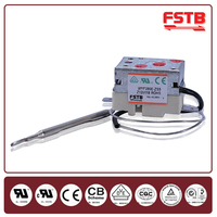 Adjustable Heating thermostat Safety Protection Electric Water Heater Capillary Thermostat