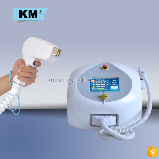 Big Spot Size 15*27 Diode Lazer Hair Removal 808nm Portable Diode Laser Hair Removal Machine