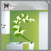 Static Cling PVC Decorative bathroom waterproof wall tile stickers