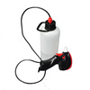 New manual high pressure electric gold mist water sprayer