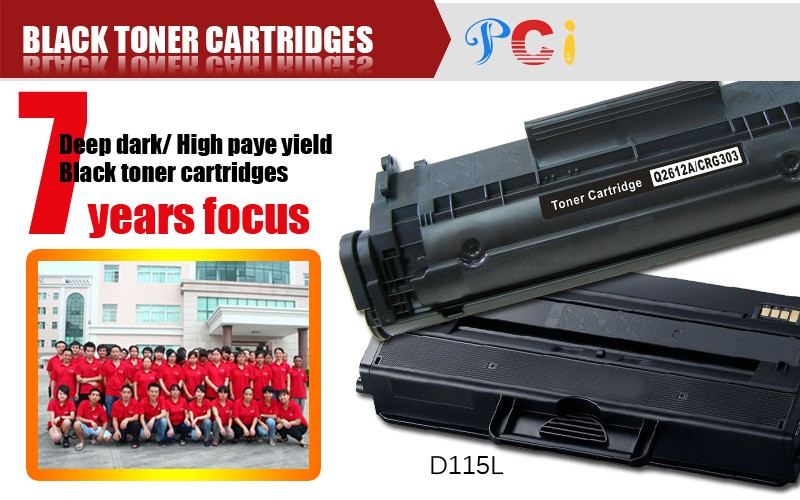 New Toner Cartridge Compatible for Lex mark MS317 MS417 MS517 MS617 with chip