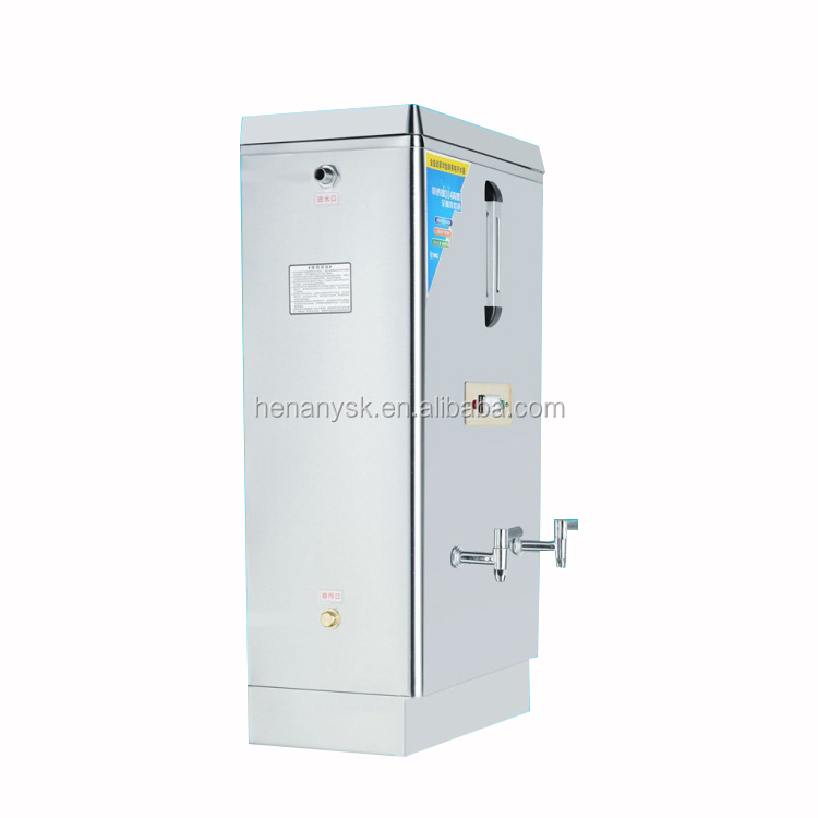 Full Automatic Stainless Steel Electric Water Heater Rapid Electric Hot Water Disperser