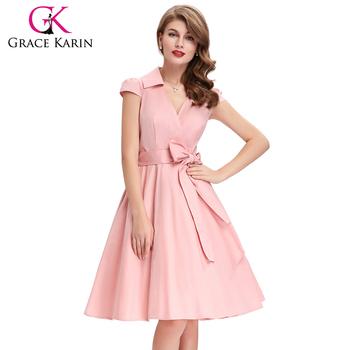 Vestidos de los 60 para mujer