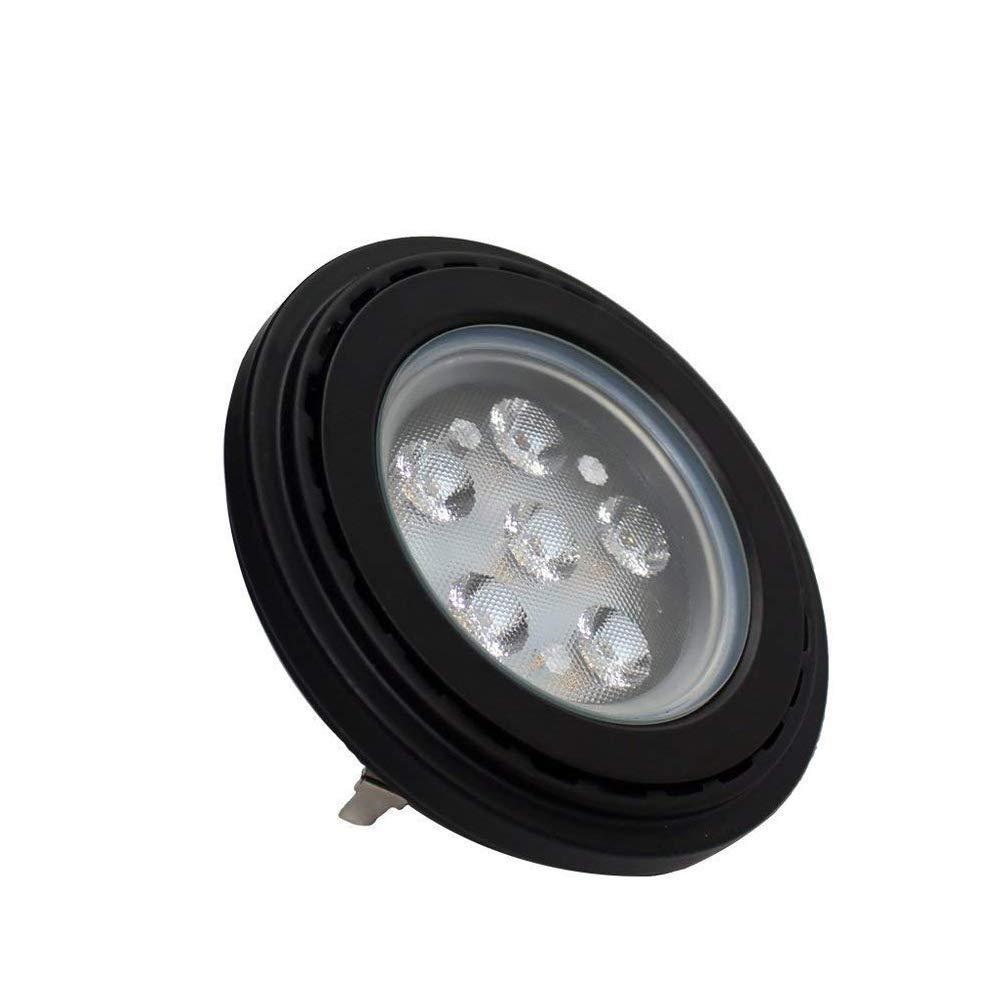 Makergroup PAR36 Light Bulbs CREE LED Chipset 10W 12V Low Voltage Warm White 2700-3000K Waterproof LED Spotlights Uplights In-Ground Well Light for Outdoor Landscape Lighting, Garden,Yard,Flagpole
