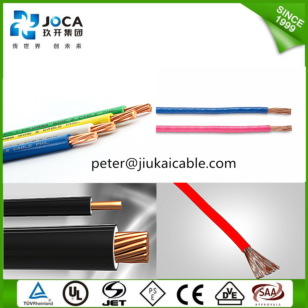 Pvc Insulated Building Cable Suppliers Electrical Wirepvc Coated Electric Copper Wire7 Stranded Wire And Manufacturers At