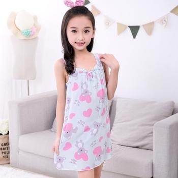 138b954200 Girl s Cute Printing Sleepwear