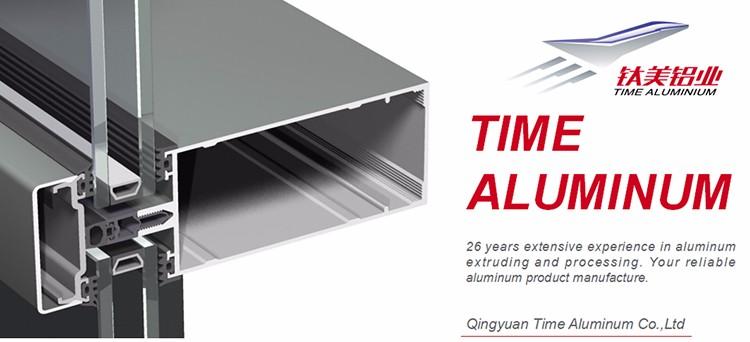 De aluminio de la barra de la cortina doble pista Curtain Rail proveedor