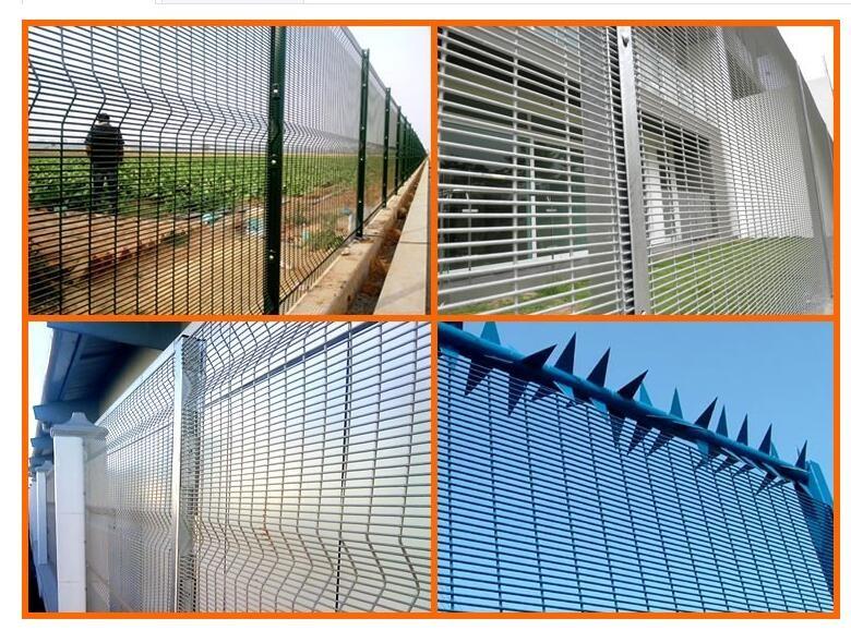 China Supplier Anti Climb Fence Price Hot Sale