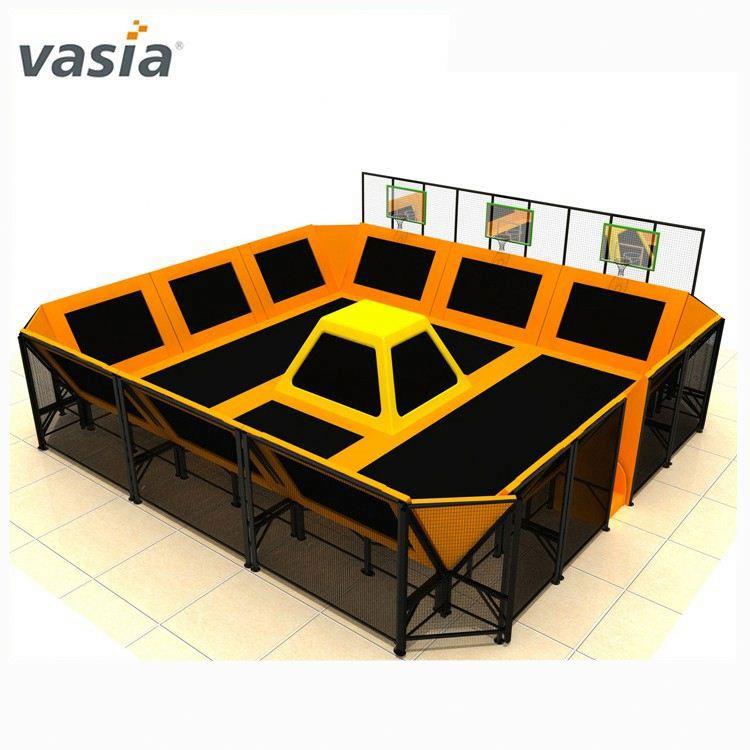 ซอฟท์ใหม่trampolineในร่ม,เด็กtrampolineพอง, trampolineเด็ก/เตียงกระโดด