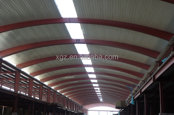 XGZ prefabricated light steel building materials supplier