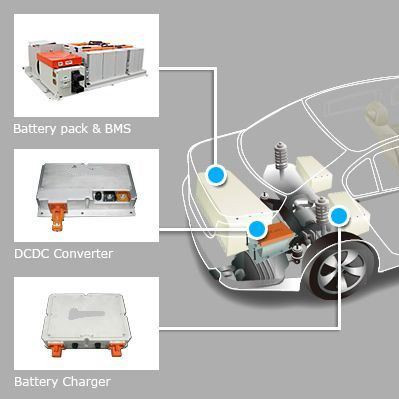 4-50s Bms For Electric Vehicles/ups/electrical Storage/agv - Buy Intergated  Dkx 927 Bms For Electric Vehicles,Ev/ups/es/agv/hybrid,12v Power Supply