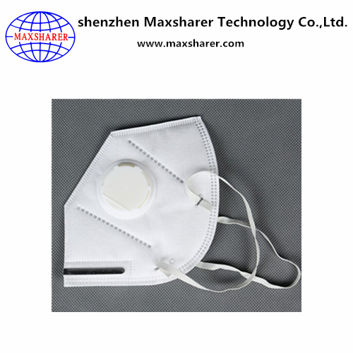 Anti pollution valve dust mask disposable dust mask respirator wholesale dust mask