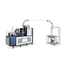 fully automatic disposable paper coffee carton cup making machine