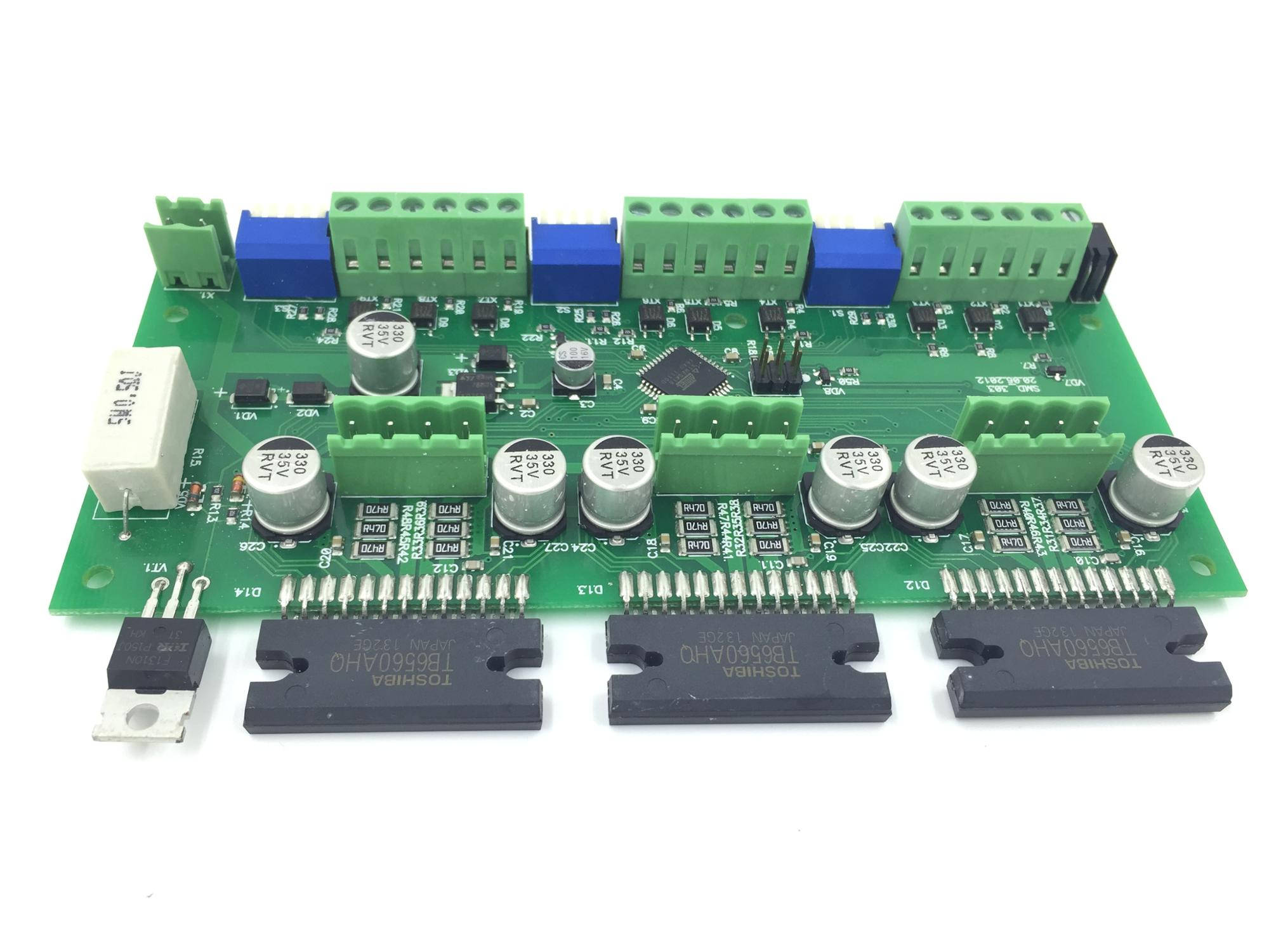 Smt Cctv Board Assembly Suppliers And Quotecircuit Assemblypcba Processoem Pcb Manufacturers At