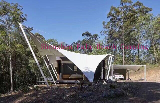 Luxury Membrane Structure Hotel Tent