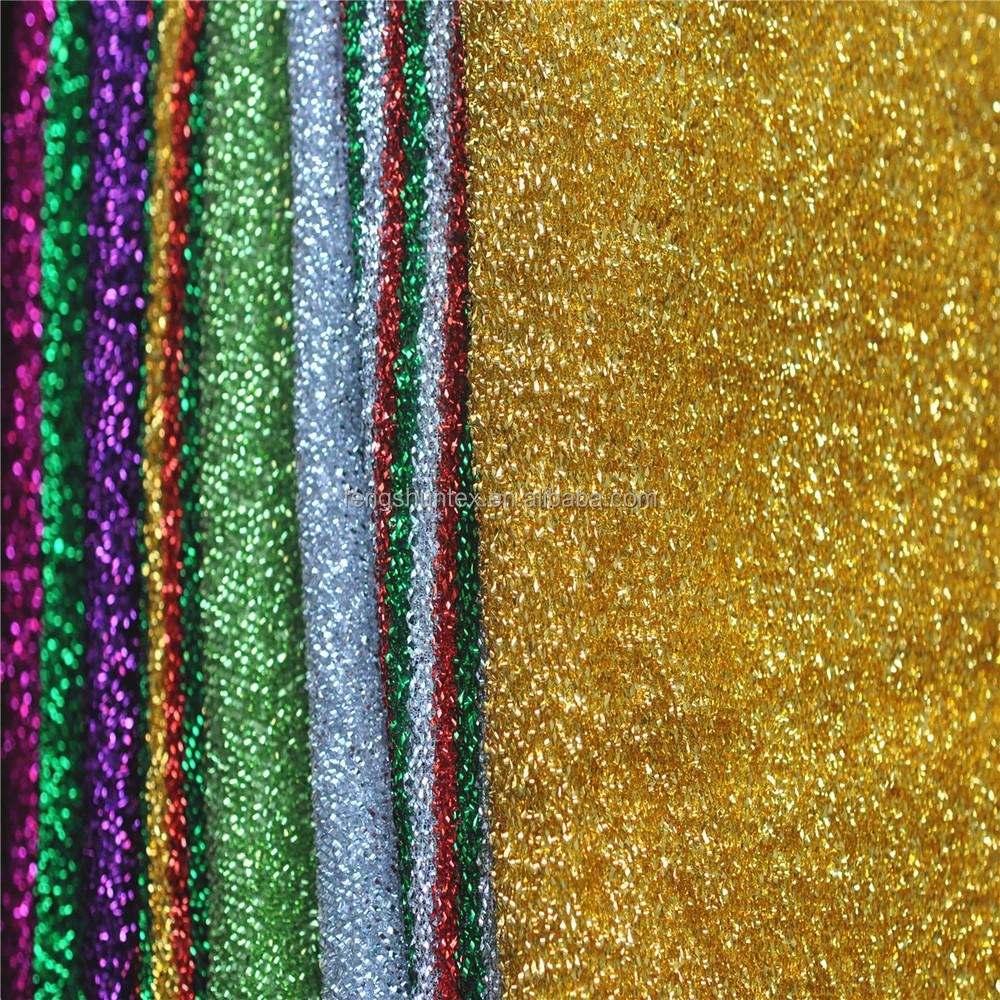 b734cda32fa cheering squad metallic Lurex fabric, View lurex knit fabric ...