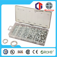 self locking washer 1200pc hardware assorted kit self locking washer