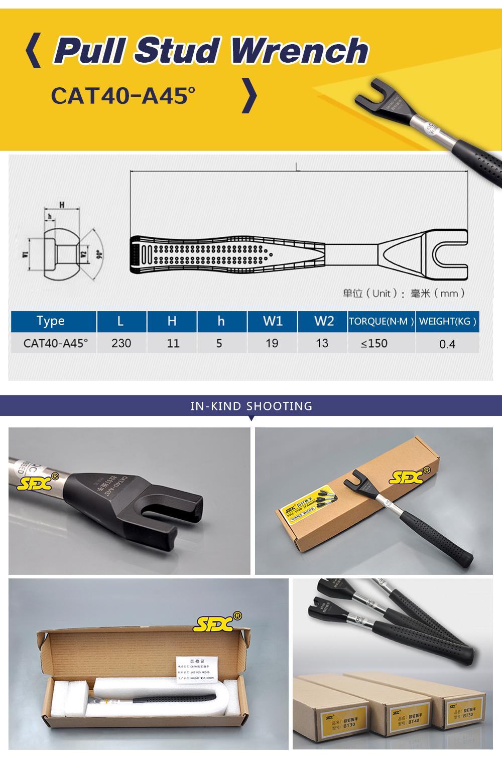 CNC Machine Equipment 4Pcs NEW CAT40-ER32-4 Tool Holder for Milling CNC Lathe