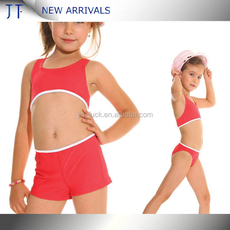 Wholesale Fitness Custom Young Girls Sports Bra Padded ...