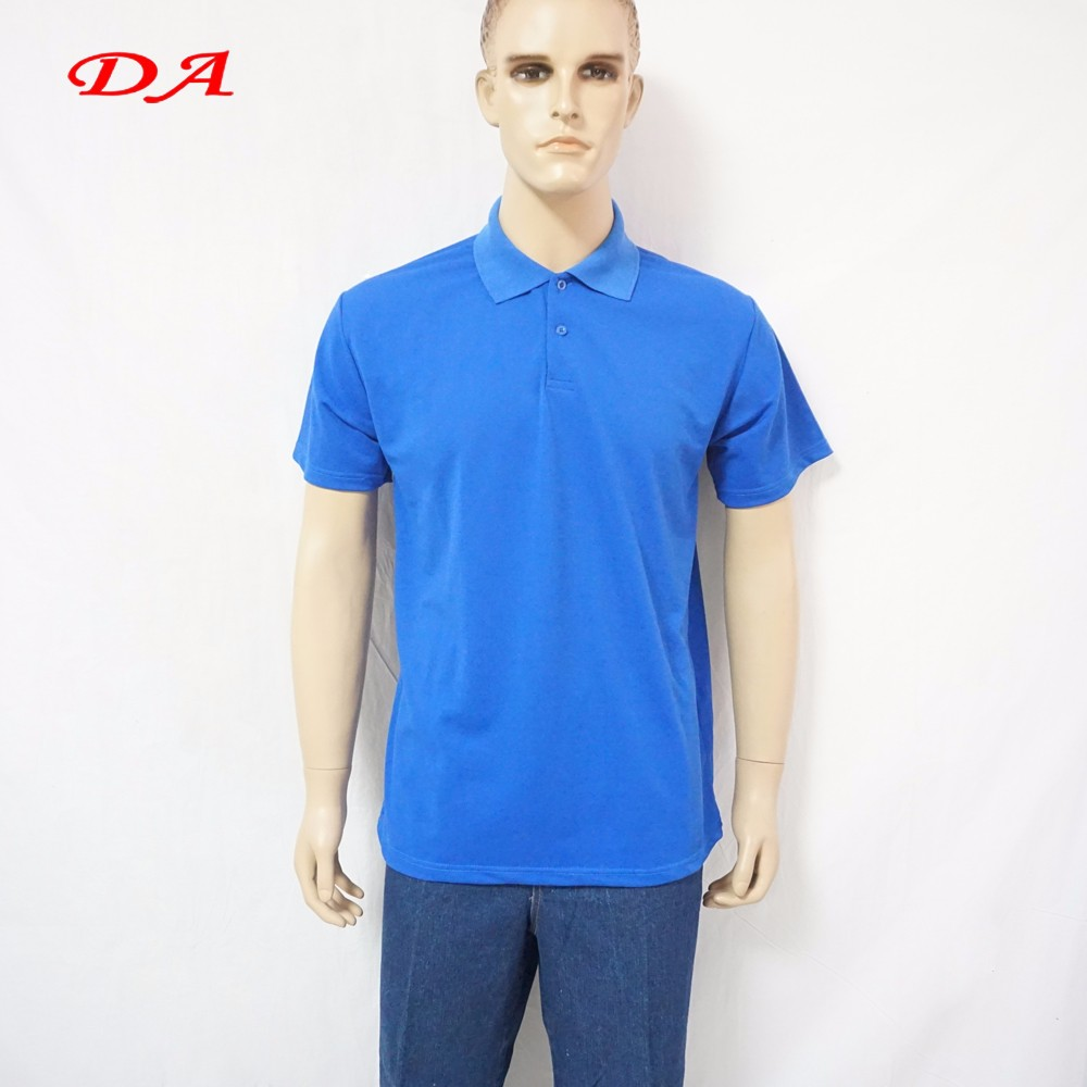 100 Cotton Custom Cheap Uniform Polo Shirts