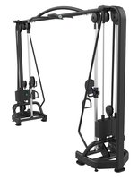 Gym Used Adjustable Cable Crossover Strength Training Machine