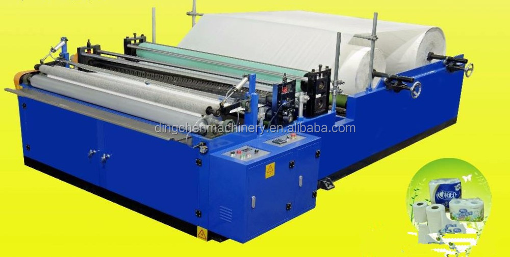 custom printed toilet paper machine