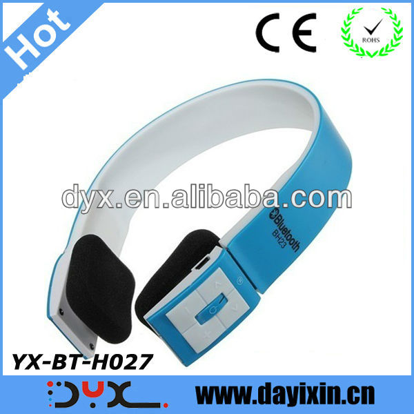 2014 stereo bluetooth headphone wireless headphone bluetooth cheap computer accessories in promotion