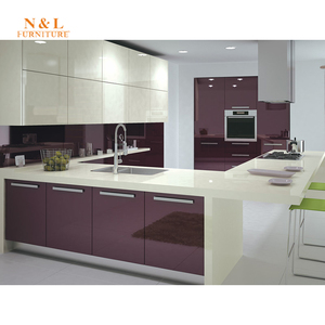 Purple Kitchen Cabinet Supplieranufacturers At Alibaba