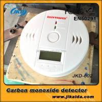 High Quality Home Safety CO Carbon Monoxide Poisoning Smoke Gas Sensor Warning Alarm Detector Kitchen