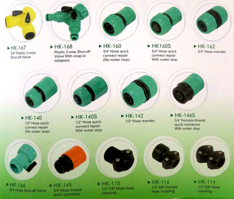 garden hose fittings. Garden Hose Fittings E