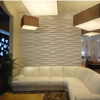 Interior Design Companies Kids Room 3D Texture Wall Panels For Bar  Decoration
