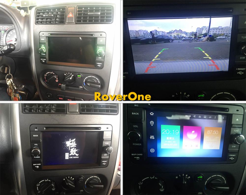 Discount For Suzuki Jimny 2007 - 2013 Android 9.0 2G+16G Quad Core Autoradio Car DVD Radio Stereo GPS Navigation Multimedia Player 3