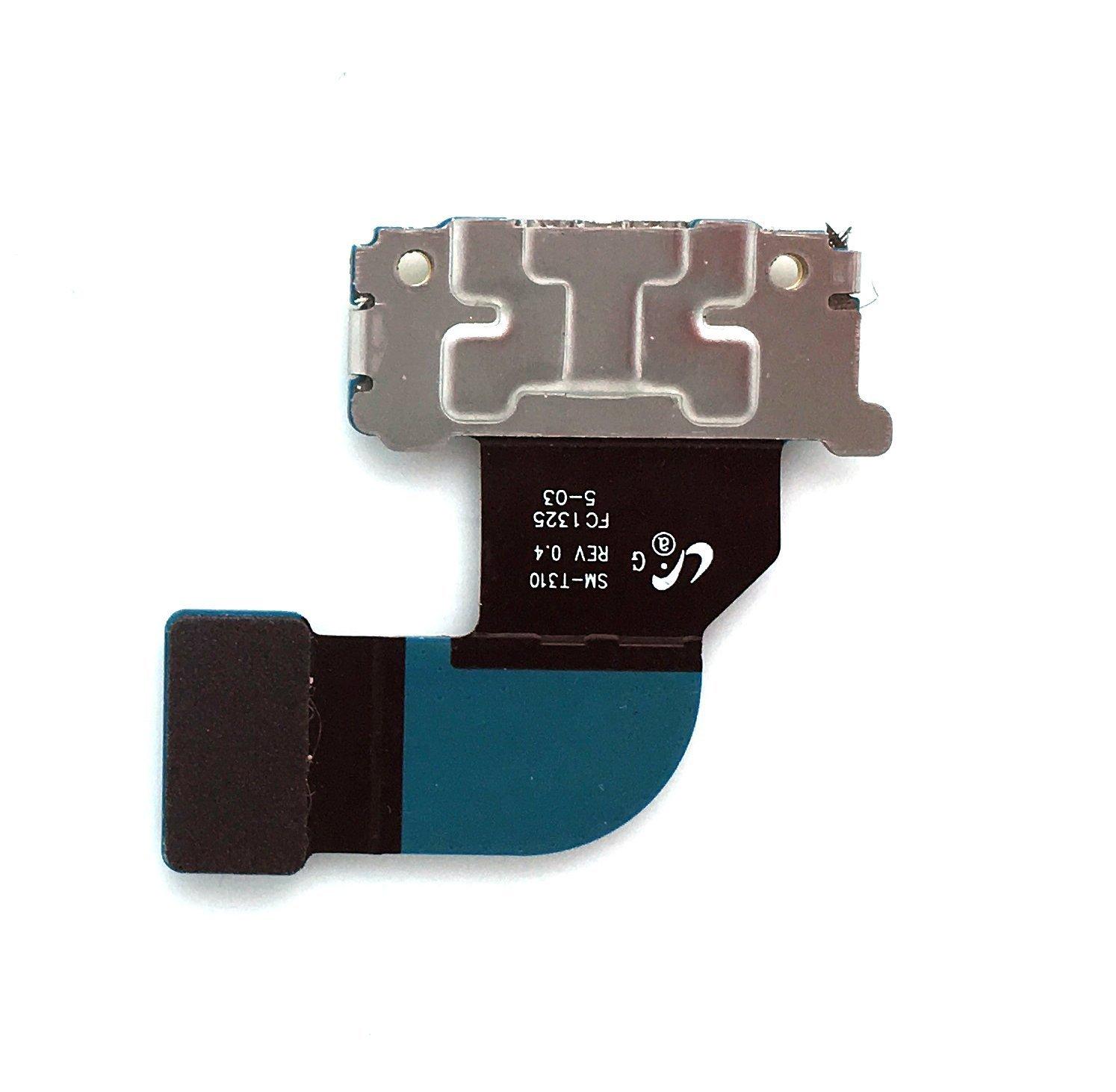 SBOS® Samsung Galaxy Tab 3 8.0 SM-T310 Charging Port Flex Cable Dock Connector USB Port Dock Repair Part
