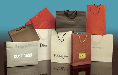 Cheap Decorative Paper Bags In Bulk Art Paper Fabric,With ...