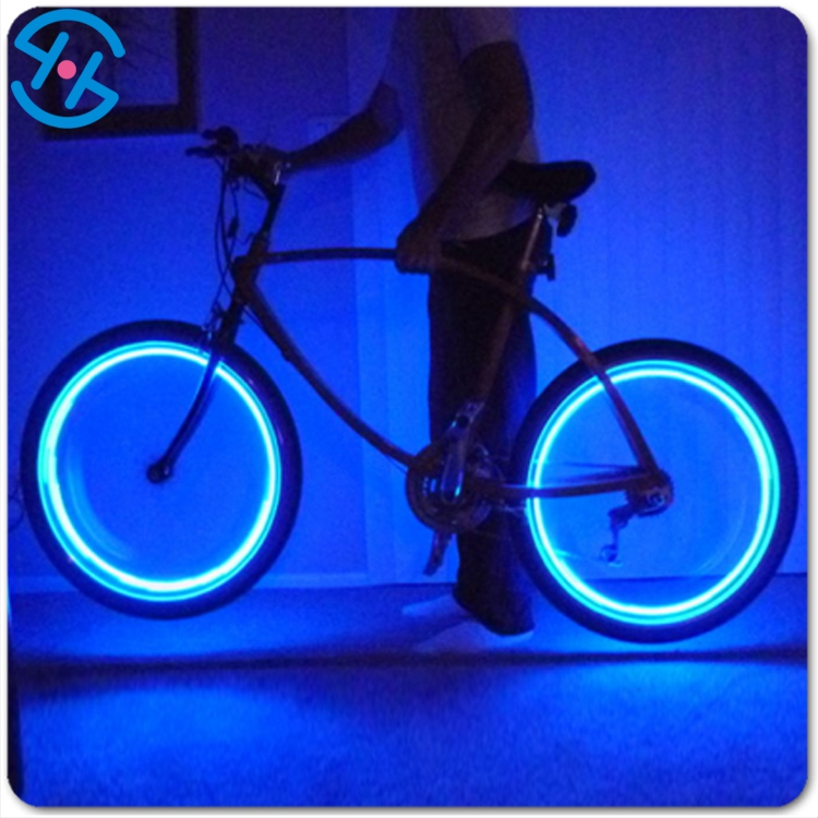 Aa Battery Operated Led Bike String Lights,Bike Tire Led Wheel Small Battery Operated Led String ...